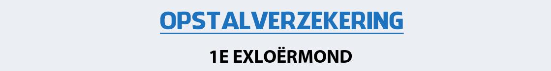 opstalverzekering-1e-exloermond