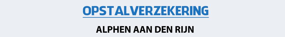 opstalverzekering-alphen-aan-den-rijn