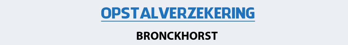 opstalverzekering-bronckhorst