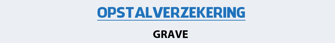opstalverzekering-grave