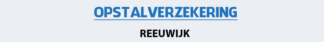 opstalverzekering-reeuwijk