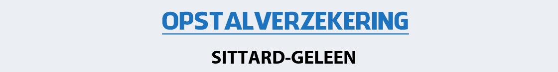 opstalverzekering-sittard-geleen